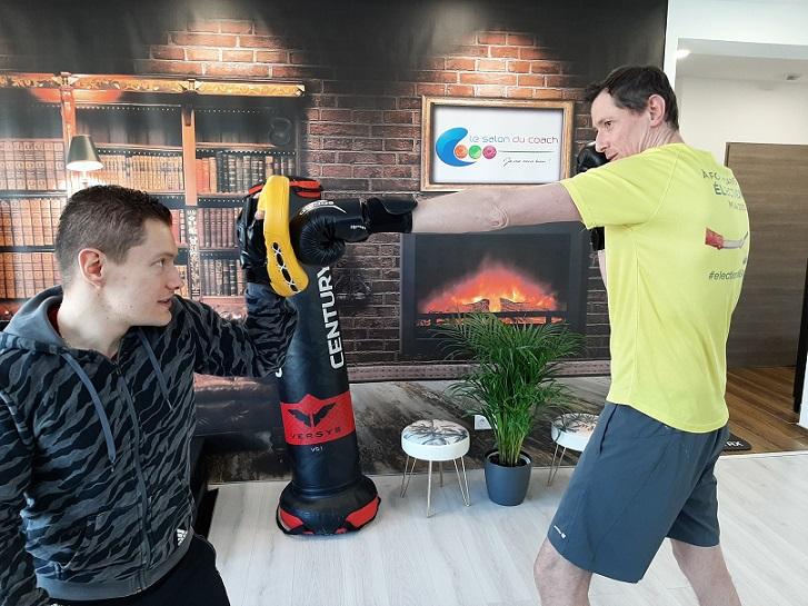 Amélioration de la boxe anglaise à partir de séances de fitness