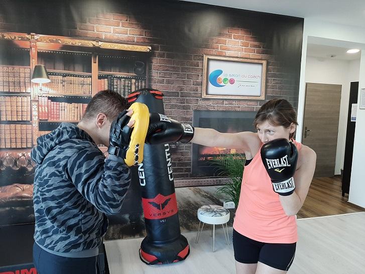 Boxe avec un coach personnel à Amiens