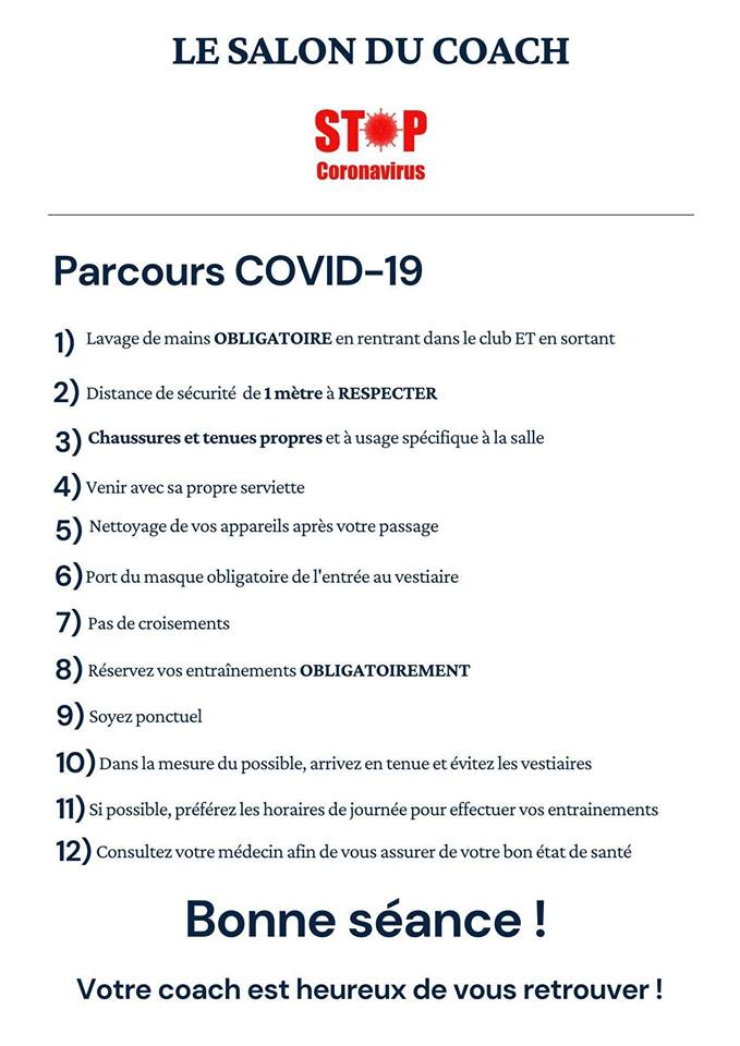 Adoptez les bons gestes face au Covid-19