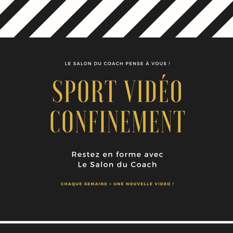Vidéo sport à domicile